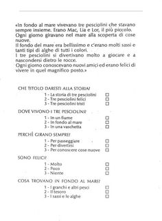 Dettato e comprensione Italian Lessons, Book Activities, Special Education, Language, Teaching, School, Zulu, Geography, Alphabet