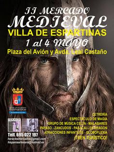 Festival Medieval en Espartina