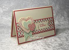 stampin up banner framelits   Details about Stampin Up HEARTS A FLUTTER Framelits Dies (New & Sealed ...