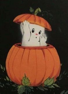 1960s Halloween, Vintage Halloween Cards, Halloween Prints, Halloween Pictures, Halloween Art, Christmas Pictures, Halloween Pumpkins, Halloween Scene, Halloween Stuff