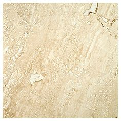 Ivory Travertine 18 x 18 in. Hardwood Floors, Flooring, The Tile Shop, Travertine Tile, Kitchen Tiles, Design Consultant, My Dream Home, Ivory, Ideas