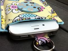 The Chic Crafter: Easy DIY iPhone Case Tutorial