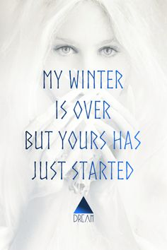 My winter is Over, but yours has just Started - Mihrünnisa Hatun - Muhteşem Yüzyıl #revange #skadi
