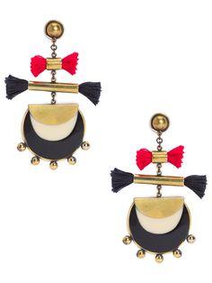 Earrings by Talie NK
