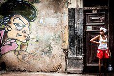 De la serie Graffiti.