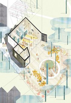 Cool 91 Fantastic Architecture Drawing Ideas https://modernhousemagz.com/91-fantastic-architecture-drawing-ideas/