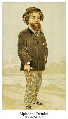 Alphonse DAUDET (184