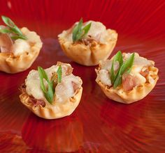 ... appetizer Chicken Cordon Bleu Mini Phyllo Shells | Athens Foods More