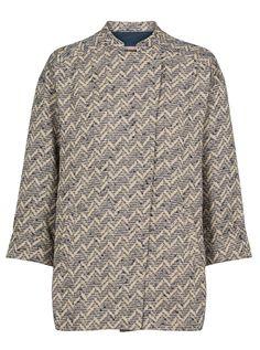 Diane Graphic Bouclé Jacket | Custommade.dk