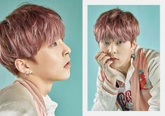Xiumin Lucky One image teaser
