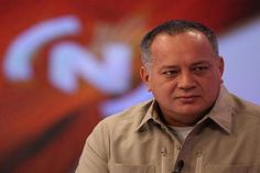 """""""DESCARADO"""" Diosdado aclara """"quien no vote se le quita el Carnet de la Patria""""."""