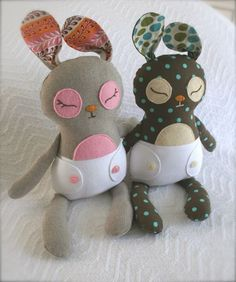 Adorable bunny pattern!!