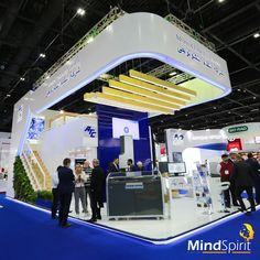 Planning a custom exhibition stand can be an opportunity to incorporate innovative technology with the latest design trends. Have you started planning your custom exhibition stand? What features would you incorporate on your exhibition stand? www.mindspiritdesign.com +971 4 456 2035 #mindspiritdesign #ATC #advancedtechnologycompany #DWTC
