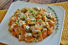 Veganana: Salada de Batata Doce com Maionese Vegana e Tomilho