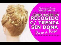 peinados faciles en 5 minutos / peinado bonitos pelo & peinado 2016 ! - YouTube