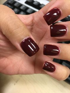 French Tips On Fleek My Nail Lady Did Such A Great Job ON THESE HOT DOGS