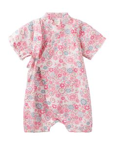 37a1d1f0544 YU001 New Baby Girls Japanese Pink Sakuras Yutaka Cute Little Girls