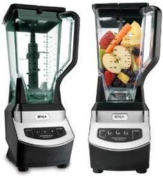 Ninja blender! We use this blender on the road to prepare delicious yogurt smoothies at trade shows!