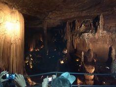 Take a trip down (way, way down) to Blanchard Springs Caverns. Blanchard Springs, Way Down, Day Hike, Arkansas, Places To Visit, Bring It On, Explore, Adventure, Painting