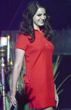 Lana Del Rey in Boston #LDR