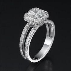 Brillianteers | Swarovski Engagement Rings