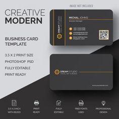 Business Cards Layout, Letterpress Business Cards, Black Business Card, Business Card Mock Up, Green Business, Business Card Design, Print Templates, Card Templates, Web Presentation
