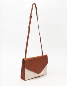 Essy Canvas + Leather
