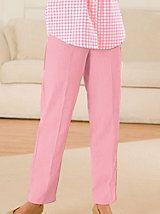 aa6e619752dba Vicki Wayne® Crinkled-Cloth Pants