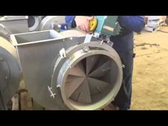 Вентилятор для РТС ( районных тепловых станций )