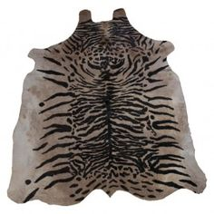 £346.46 Dimensions:  201cm x 188cm (max) Reference: moo115  This cowhide is the actual one shown in the picture. It is a unique, one of a kind item. #rugs #cowhides