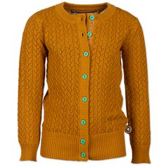 """Good Thing"" Cardigan fra 4FunkyFlavours i Øko-Tex"