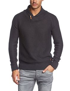 JACK & JONES PREMIUM - Maglione Collo alto, Uomo, Blu (Blau (Dark Navy)), S JACK & JONES PREMIUM http://www.amazon.it/dp/B00K3DURZ2/ref=cm_sw_r_pi_dp_g5Wvwb0N4P8AR