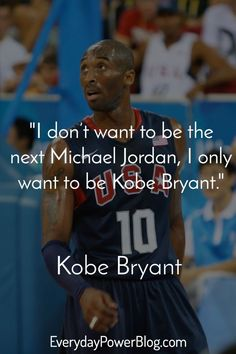 5818eb3546e 20 Kobe Bryant Quotes On Being Successful