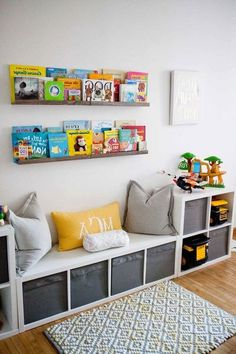An Ikea kids' space remains to amaze the kids, because they are offered a great deal more than children's room Ikea Kids, Kids Bedroom, Bedroom Decor, Bedroom Ideas, Diy Zimmer, Ikea Storage, Storage Ideas, Playroom Storage, Storage Solutions