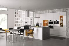 Contemporary Designer Bontempi Kitchens & Tapware | Melbourne & Sydney - Rogerseller