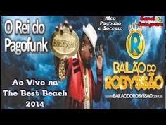 Bailão do Robyssão - Ao Vivo na The Best Beach 2014 + Musica Nova