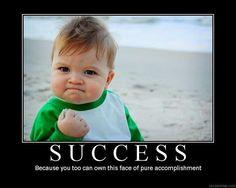 Determination,persitation,success