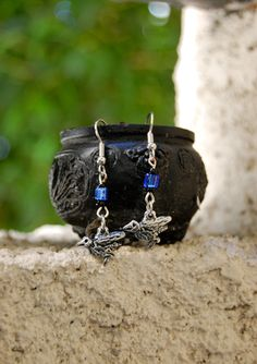 $9.00 Harry Potter's Ravenclaw house earrings.