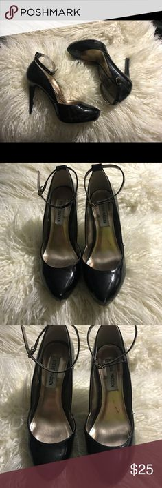 Steve Madden heels 7.5 good condition barely worn Steve Madden Shoes Heels