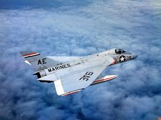 /via Kemon01 1958 F4D1 Skyray Flickr