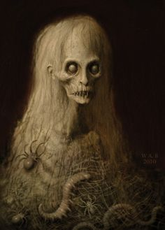 Image uploaded by faeriedh. Find images and videos about dark, horror and scary on We Heart It - the app to get lost in what you love. Dark Fantasy, Fantasy Art, La Danse Macabre, Macabre Art, Art Noir, Creation Photo, Montage Photo, Horror Art, Dark Art