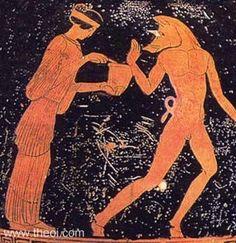Circe e Odisseo #Leucò/18/Le streghe