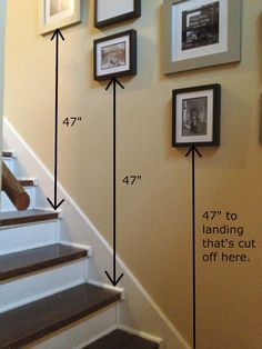 Home Stairway ideas Stairway decoration ideas Brigitte Home Stairway ideas Stairway decorating ideas Brigitte Tausendsassaspirit tausendsassaspirit Home Sweet Home Home Stairway i Gallery Wall Staircase, Staircase Wall Decor, Stairway Decorating, Staircase Ideas, Decorating Ideas, Picture Wall Staircase, Hallway Ideas, Picture Frames On The Wall Stairs, Wall Ideas