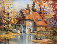 Stanislaw Wilk - Polish Landscape painter