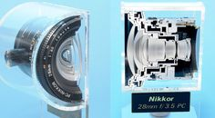 Unique Collection OF 8 Nikon Factory Cutaway Transparent Cameras AND Lenses | eBay