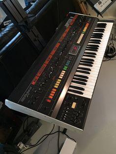MATRIXSYNTH: Roland Jupiter 8 Analog Synthesizer