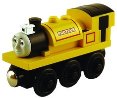 Learning Curve Brands Thomas And Friends Wooden Railway - Proteus