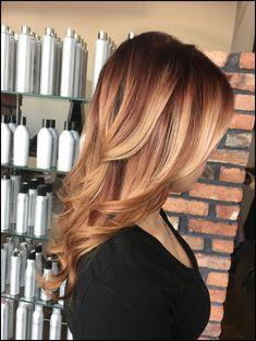 1001 + Coole Ideen Für Die Bezaubernde Haarfarbe Caramel