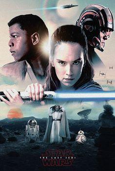 Star Wars: Episode VIII - The Last Jedi / Star Wars: Episode VIII - Die letzten Jedi (2017)
