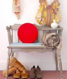 telephone table as entry table.